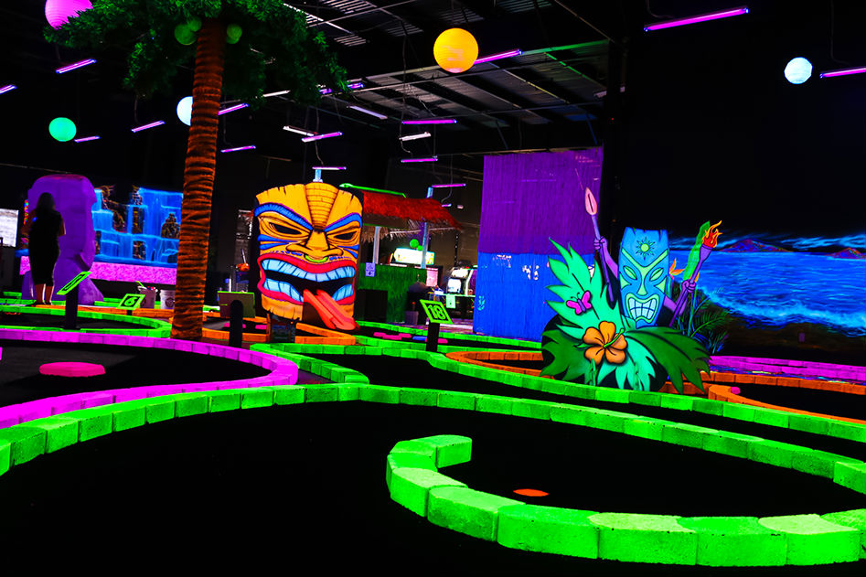 The Tiki Putt – Gresham, Oregon