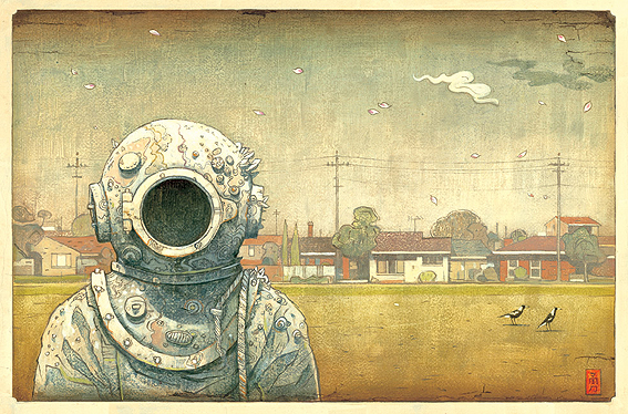 """Novel Review  – """"Tales from Outer Suburbia"""" by ShaunTan"""